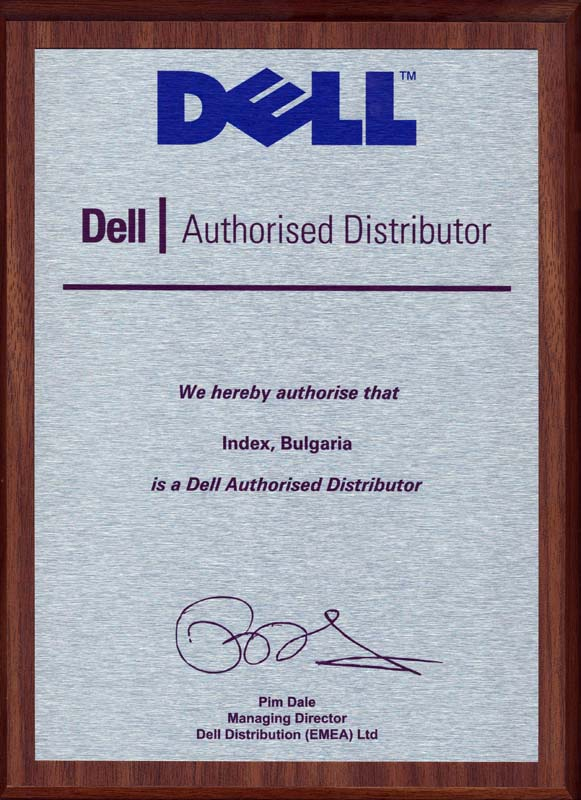 Certificates authorized distributor of dell products altavistaventures Choice Image